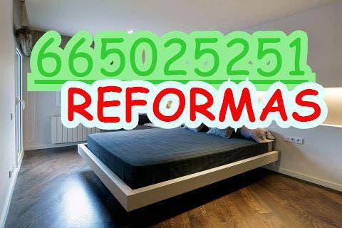 Reformas en general seriedad y garantia