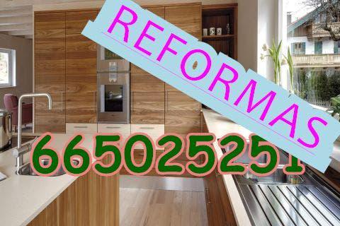 Reformas y reparaciones profesionales