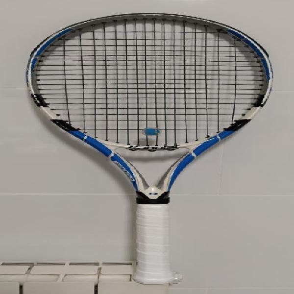 Raqueta tenis babolat y tecnifibre