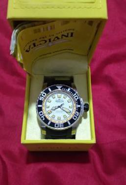 Reloj invicta suizo modelo14661