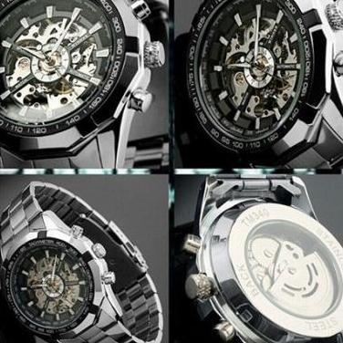Reloj de pulsera automático para hombre.