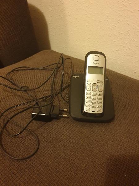 Teléfono inalámbrico siemens gigaset as290