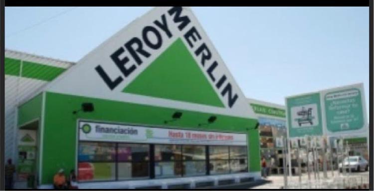 Trabajamos como instaladores para leroy merlin