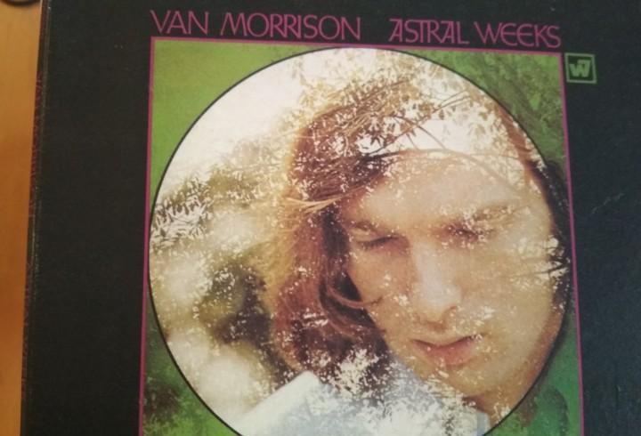 Van morisson astral weeks cd digipack libreto