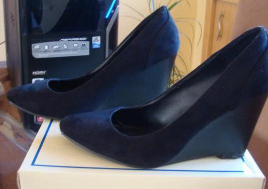 Zapatos mujer ante cuña