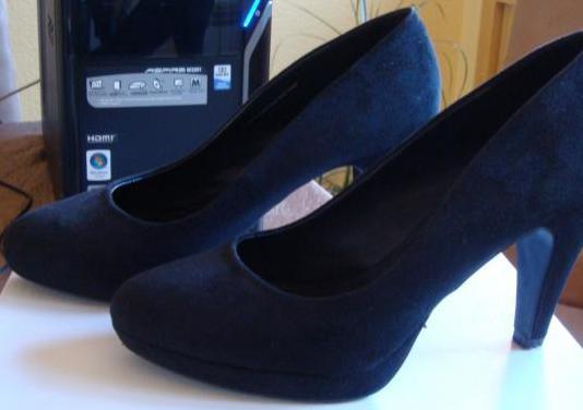 Zapatos mujer ante plataforma