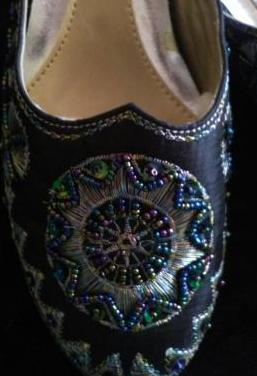 Zapatos mules mujer