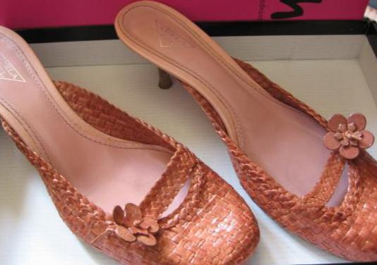 Zapato mulet vintage lola cruz