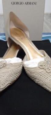 Zapatos giorgio armani t:40 preguntar precio