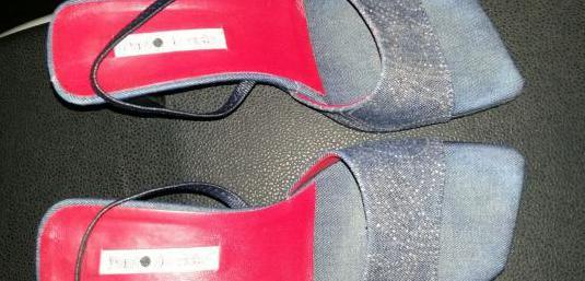Zapatos verano fiesta mujer nº 37