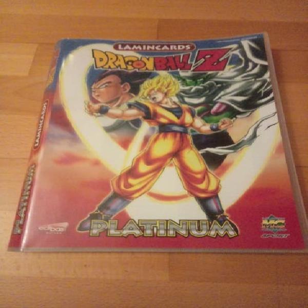 Album dragon ball z platinum
