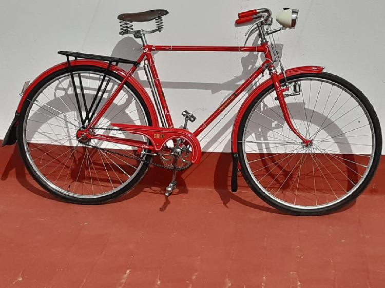 Bicicleta clasica de varillas súper cil