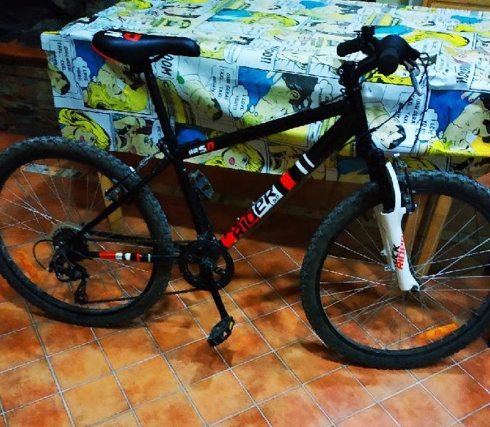 Bicicleta practicamente nueva
