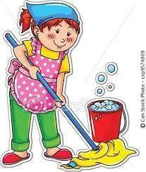 Busco trabajo d limpieza