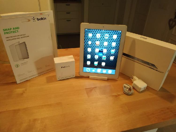 Ipad 2 3g 16 gb + accesorios