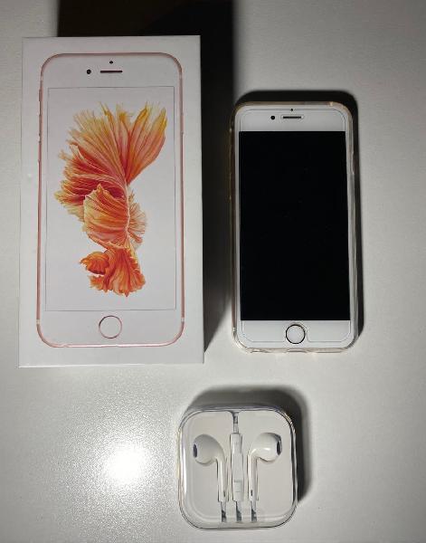 Iphone 6s 16gb rosa