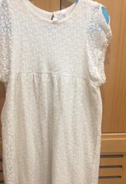 Lote ropa niña ( vestido, falda y camisa)