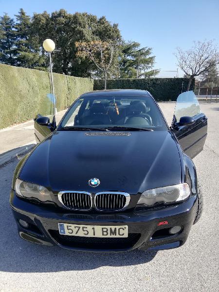 Bmw m3 e46 343cv 6 velocidades color negro