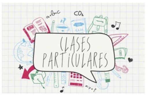 Clases particulares primaria y e.s.o