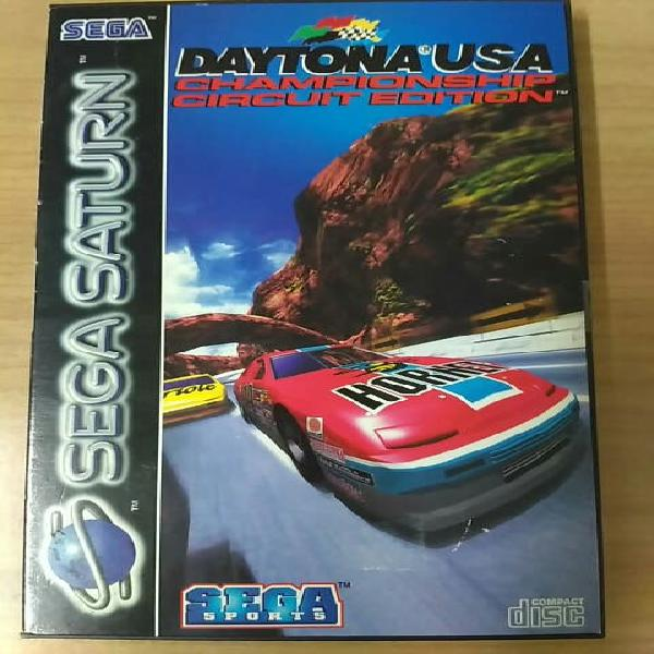 Daytona usa championship circuit edition saturn