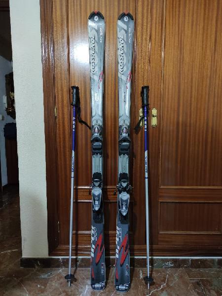 Esquís rossignol 170