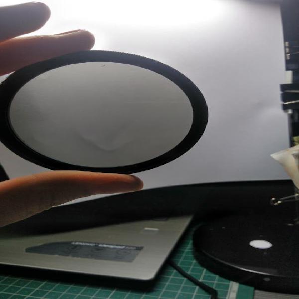 Filtros cámara