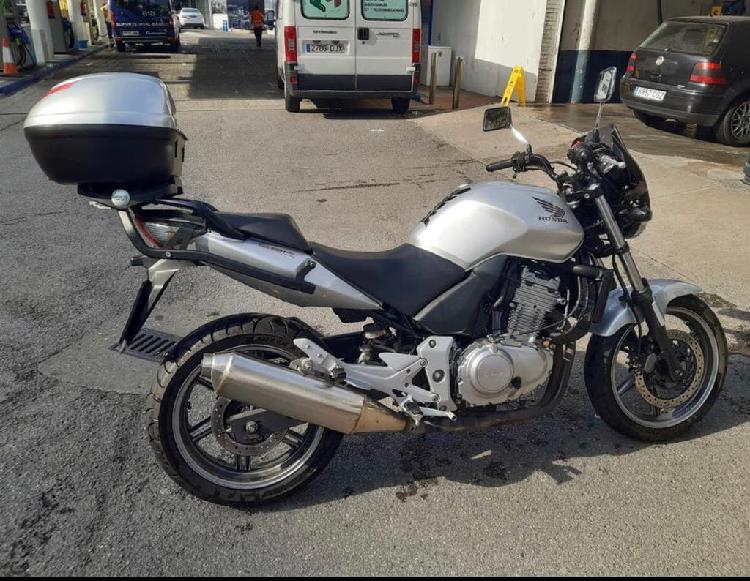 Honda cbf 500 limitada (a2)