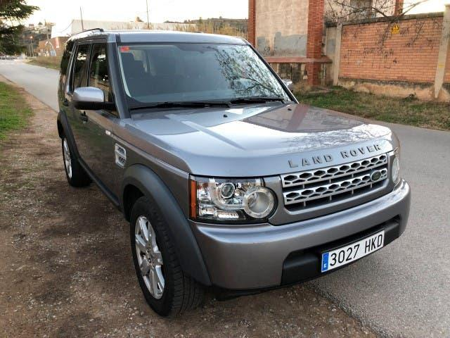 Land rover discovery 4 2012 aut