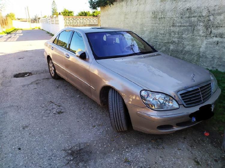 Mercedes-benz s400 2005