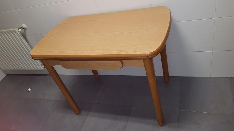 Mesa extensible de cocina