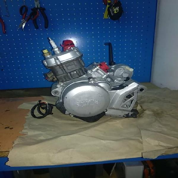Motor derbi euro3