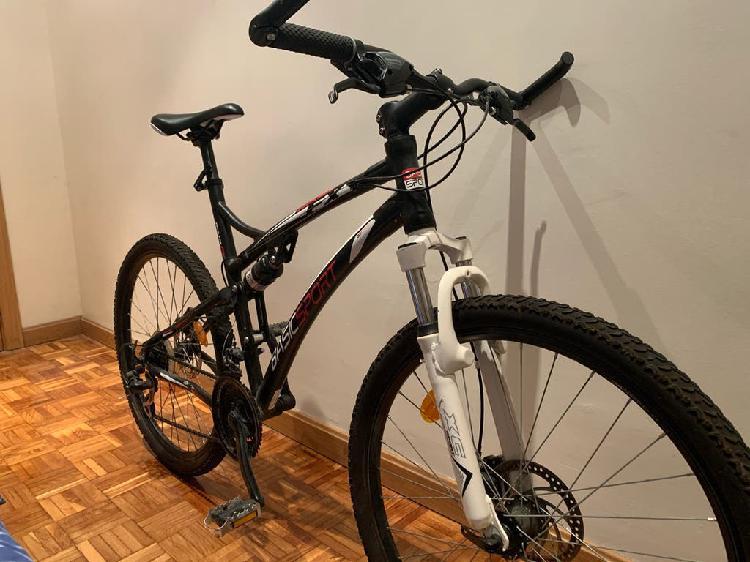 Mountain bike apenas uso