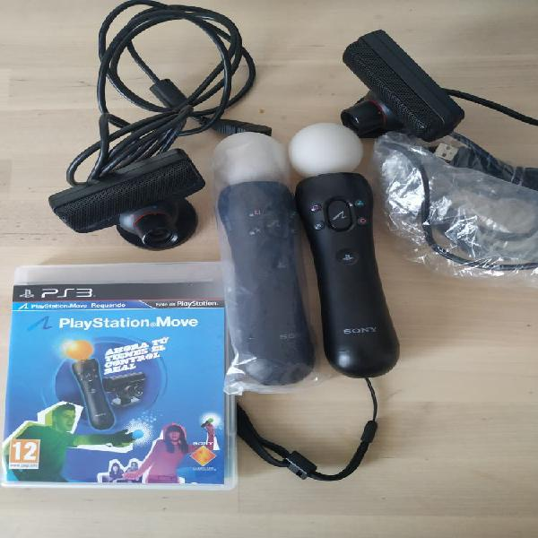 Pack move ps3 ps4 vr