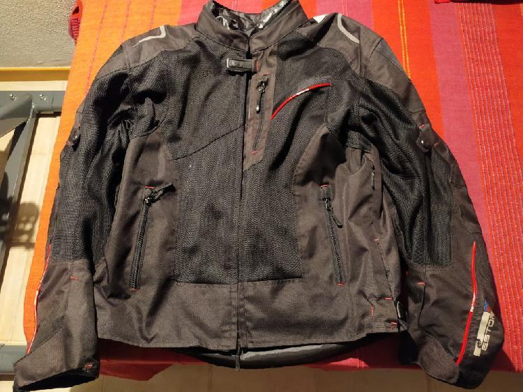 Pack chaqueta- patalon moto