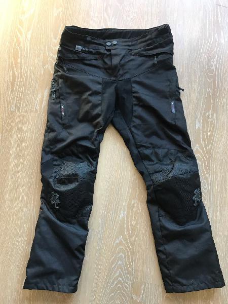 Pantalones hebo moto hombre