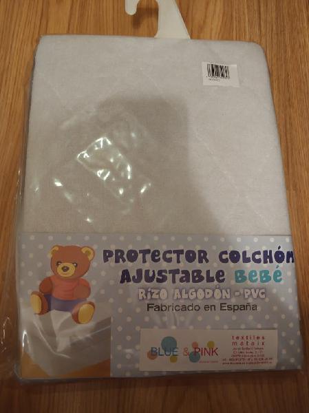 Protector colchón