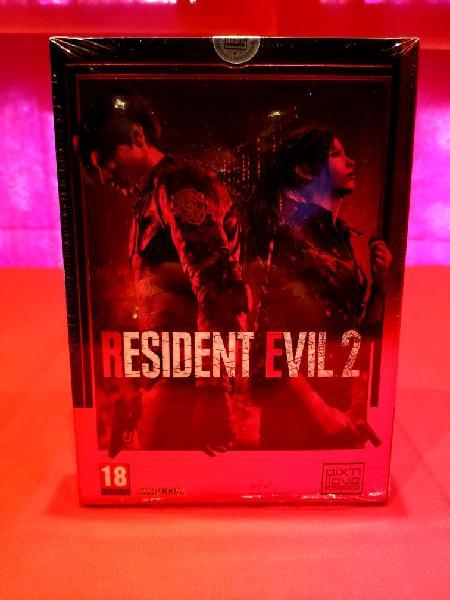 Resident evil 2 pix'n love.