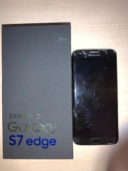 Samsung s7 edge para piezas