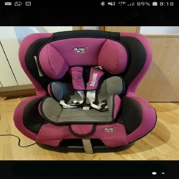 Silla baby auto 0-18 kg