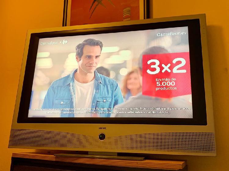 Televisión marca loewe 37 pulgadas