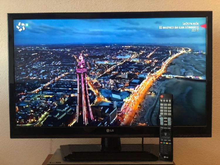 Televisión tv lg 32 pulgadas