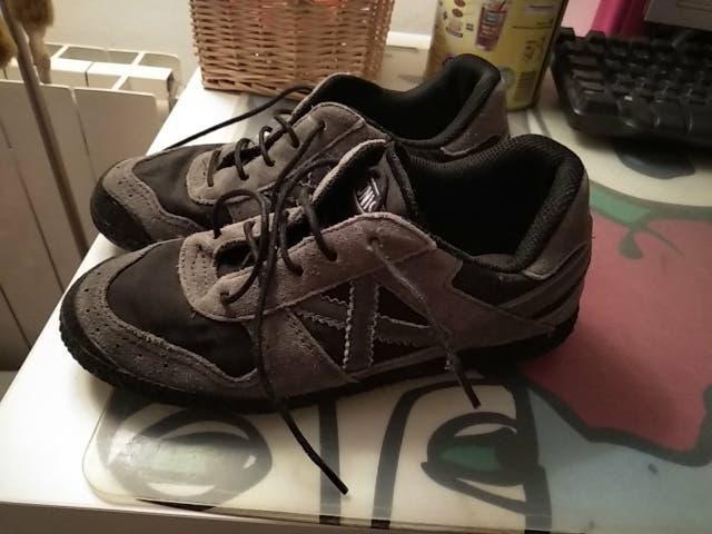 Zapatillas bambas munich niño niña