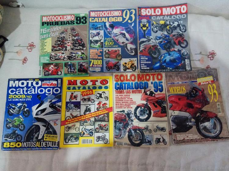 Catálogo de motos