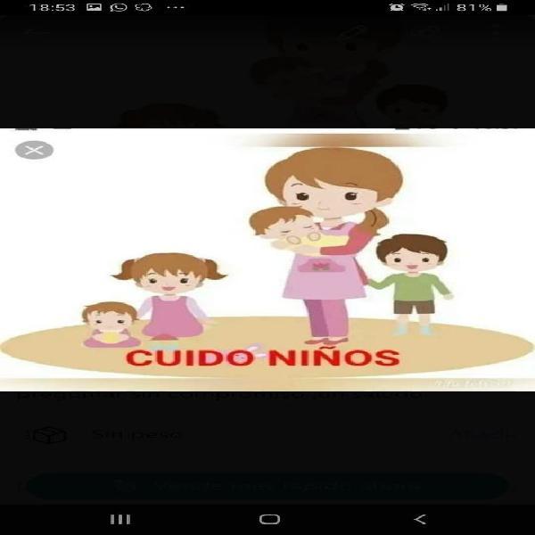 Cuidado de niños y bebes
