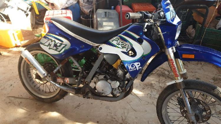 Moto de cross 49cc mh furia