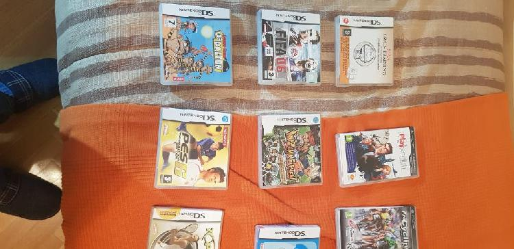 Pack juegos ps2, ps3, psp, nintendo ds,...