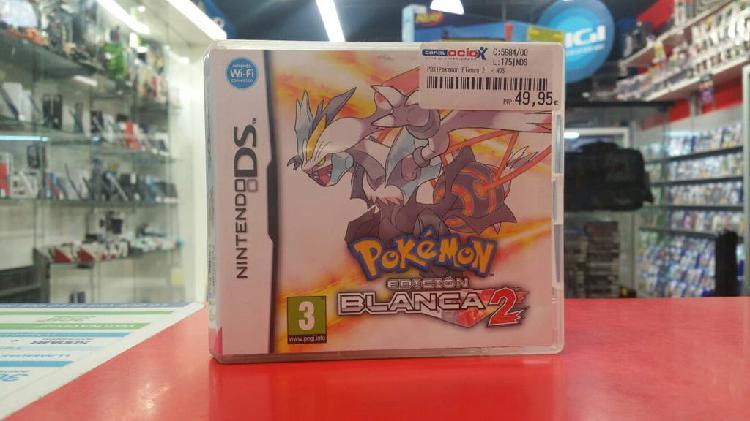 Pokemon edición blanca 2