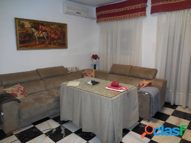 Gran piso en pleno centro de villafranca