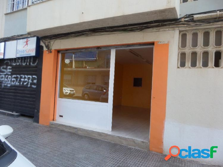 Local comercial en urbanizacion mediterraneo (c/ turquesa)