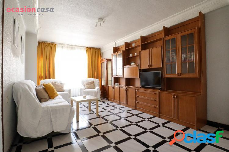 ¡oportunidad! piso de 2 habitaciones en martinez de la rosa
